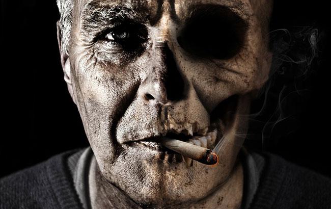 سیگار و زیبایی پوست