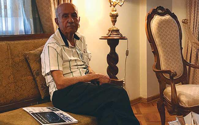 بهمناسبت روز پزشک: دیدار با استاد دکتر طهمورث فروزین با بیش از نیمقرن فعالیت پزشکی
