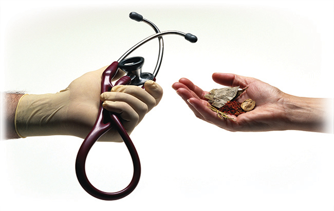 پزشکیدانشی و پزشکیسنتی