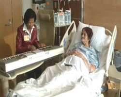 موسیقی درمانی پیشاز جراحی