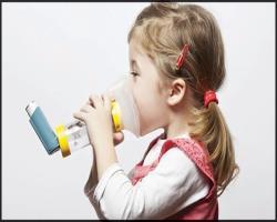 ارتباط آسم حاد دوران کودکی با COPD